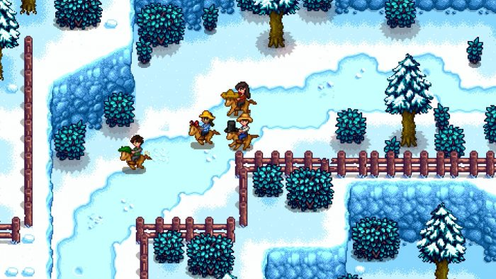 Top 10 game nong trai Stardew Valley 2 Game Cuối