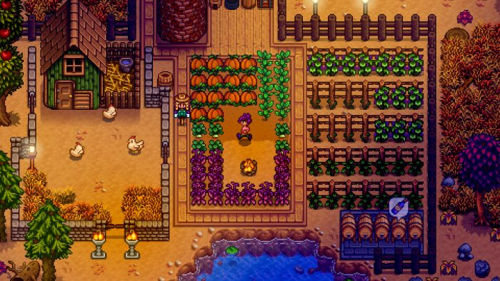 Top 10 game nong trai Stardew Valley 3 Game Cuối