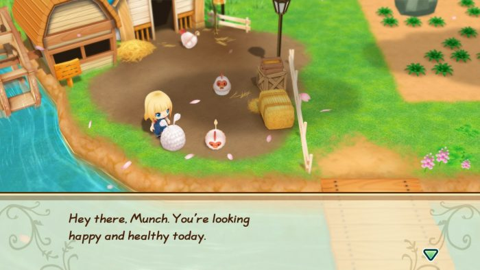 Top 10 game nong trai Story Of Seasons Friends Of Mineral Town 1 Game Cuối