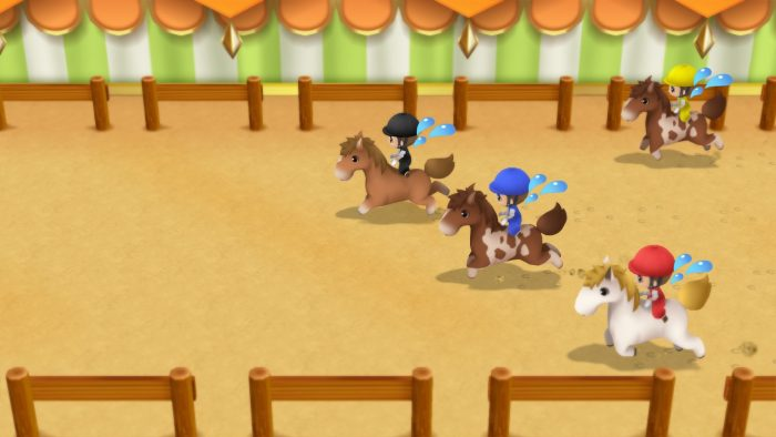 Top 10 game nong trai Story Of Seasons Friends Of Mineral Town 2 Game Cuối