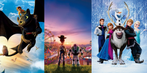 Top 10 series phim hoạt hình Hollywood xuất sắc nhất