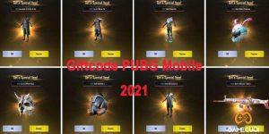 Giftcode PUBG Mobile tháng 6/2021 cập nhật mới nhất với skin súng và xe miễn phí