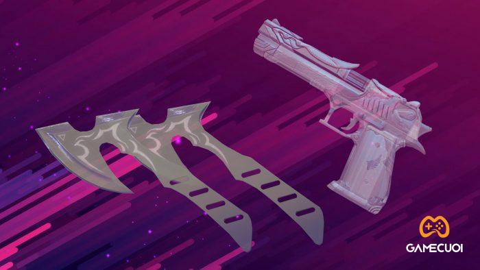 DE và Dual Hatchet-Crystal, phần thưởng mới cho mùa Rank 16