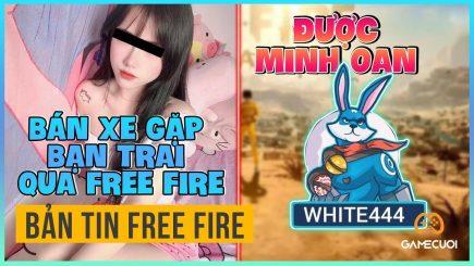 Free Fire: Nữ Game Thủ Bán Xe Máy Để Gặp Bạn Trai Qua Mạng Và Cái Kết