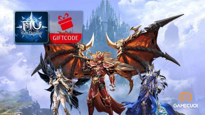giftcode mu vượt thời đại