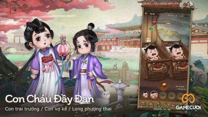 goi ta dai chuong quy game mo phong kinh doanh doc dao mo dang ky som5 Game Cuối