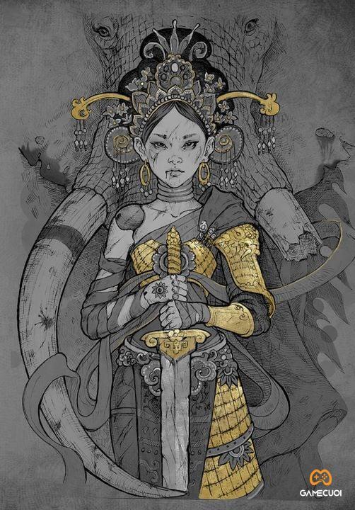 Bà Triệu còn được gọi là Triệu ẩu, Triệu Trinh Nương, Triệu Thị Trinh, Triệu Quốc Trinh (8 tháng 11 năm 226 – 4 tháng 4 năm 248), là một trong những vị anh hùng dân tộc trong lịch sử Việt Nam.