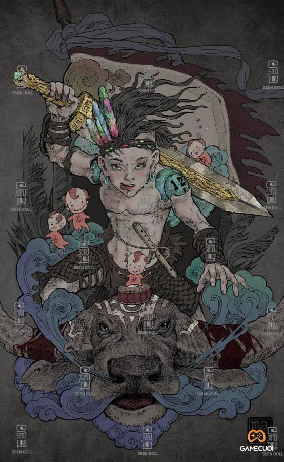 Đinh Tiên Hoàng là vị hoàng đế sáng lập triều đại nhà Đinh, nước Đại Cồ Việt trong lịch sử Việt Nam. Ông là người có công đánh dẹp loạn 12 sứ quân, thống nhất giang sơn và trở thành hoàng đế đầu tiên của Việt Nam sau thời Bắc thuộc
