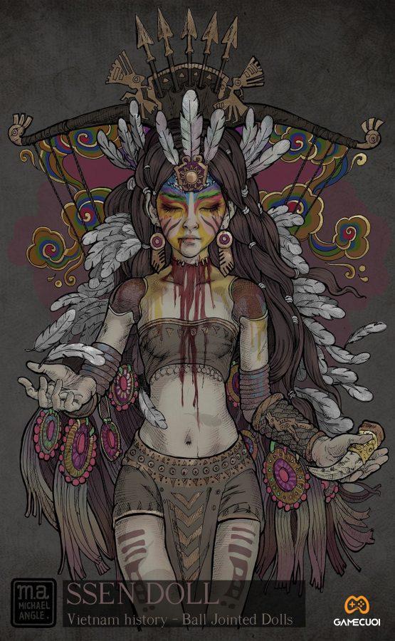 Mị Châu là một nhân vật truyền thuyết rất nổi tiếng trong lịch sử Việt Nam