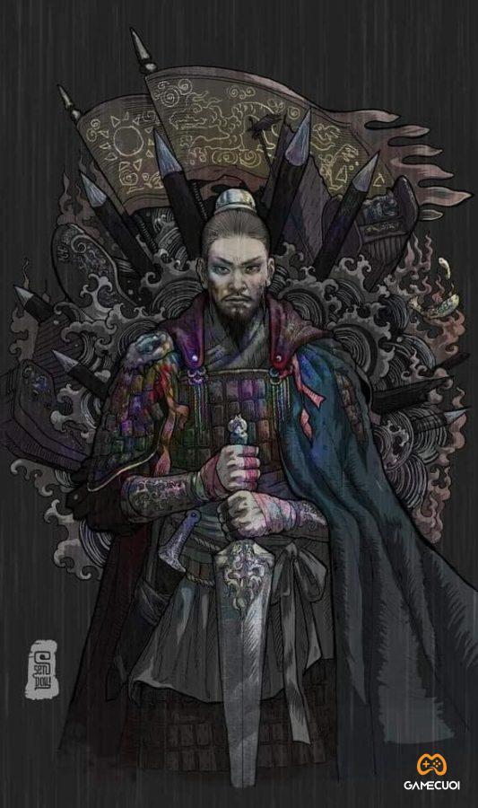 gô Quyền, còn được biết đến với tên gọi Tiền Ngô Vương hoặc Ngô Vũ Vương, là vị vua đầu tiên của nhà Ngô trong lịch sử Việt Nam