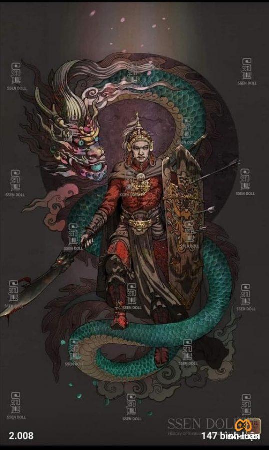 Quang Trung Hoàng đế (1753 – 1792) hay còn gọi là Nguyễn Huệ