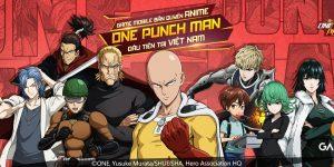 """One Punch Man: The Strongest – game thẻ tướng """"chính chủ"""" bất ngờ cập bến Việt Nam"""
