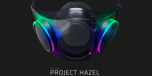 Razer mở bán khẩu trang với đèn RGB 16,8 triệu màu rực rỡ vào cuối năm
