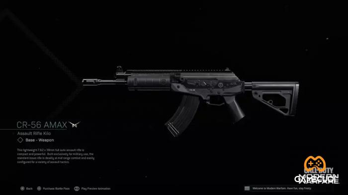 Vũ khí mới dự kiến xuất hiện trong Call of Duty: Mobile mùa 5