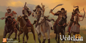 Steam tặng miễn phí game chiến thuật Vedelem: The Golden Horde