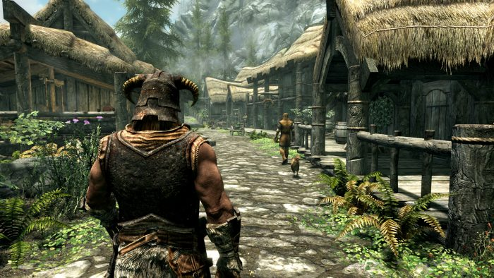 top 10 game ban chay nhat 2010s Skyrim Game Cuối