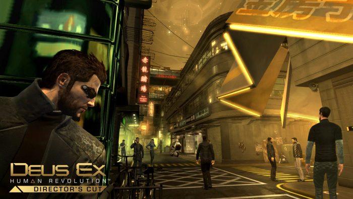 top 10 game hanh dong an than Deus Ex Human Revolution Directors Cut Game Cuối