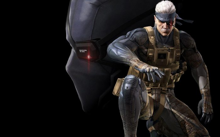 top 10 game hanh dong an than Metal Gear Solid 4 Guns Of Patriots Game Cuối