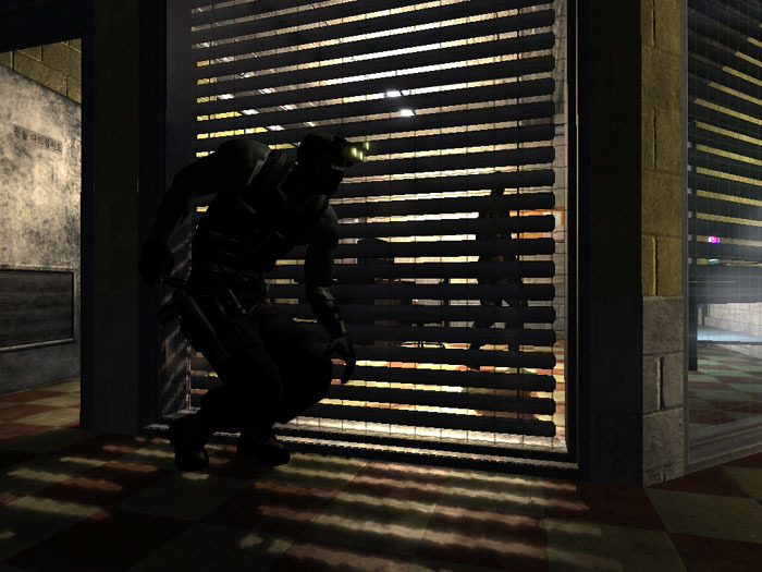 top 10 game hanh dong an than Tom Clancys Splinter Cell Chaos Theory Game Cuối