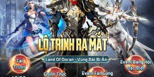 Vùng Đất Bí Ẩn – Land of Doran bất ngờ cho phép game thủ Việt tải trước game