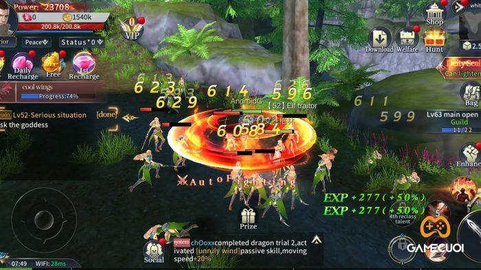 vung dat bi an land of doran bat ngo cho phep game thu viet tai truoc game 3 Game Cuối