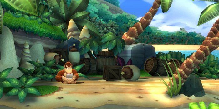 10 tro choi Nintendo cuc kho de hoan thanh 100 Donkey Kong Country Returns Game Cuối