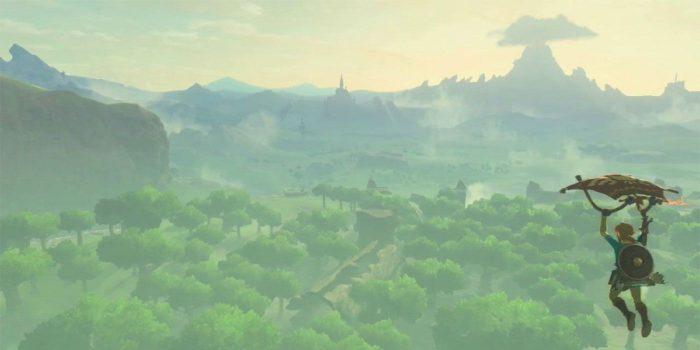 10 tro choi Nintendo cuc kho de hoan thanh 100 Legend Of Zelda Breath Of The Wild Game Cuối