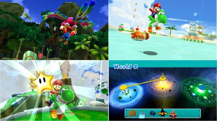10 tro choi Nintendo cuc kho de hoan thanh 100 Super Mario Galaxy 2 Game Cuối