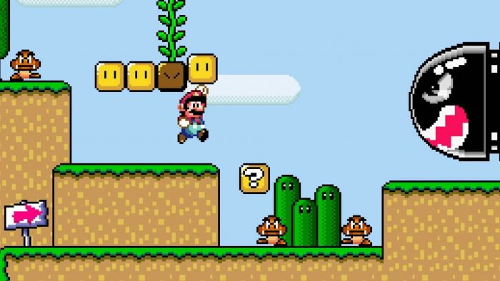 10 tro choi Nintendo cuc kho de hoan thanh 100 Super Mario World Game Cuối