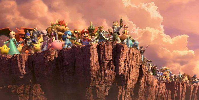 10 tro choi Nintendo cuc kho de hoan thanh 100 Super Smash Bros Ultimate World of Light Game Cuối