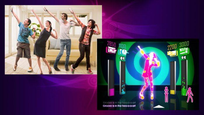 10 tro choi thu vi noi khong voi bao luc Just Dance Game Cuối