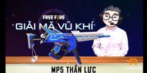 Free Fire: MP5 Thần Lực – Skin Mạnh Như Tên