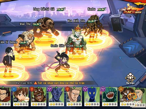 Game thủ Việt đang quan tâm điều gì ở One Punch Man: The Strongest?