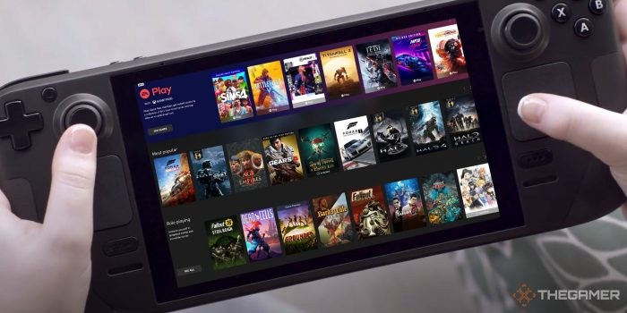 8 diem khac biet chinh giua Steam Deck va Nintendo Switch Xbox Game Pass Steam Deck Game Cuối