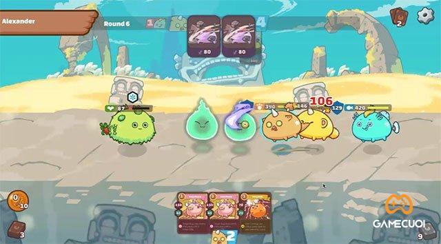 Axie Infinity 8 Game Cuối