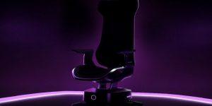 """""""Ông trùm tản nhiệt"""" Cooler Master ra mắt ghế chơi game cảm ứng giá… 45 triệu đồng"""