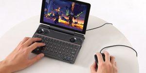 GPD Win Max 2021: Laptop chơi game cầm tay độc đáo với chip Intel Core i7 thế hệ thứ 11