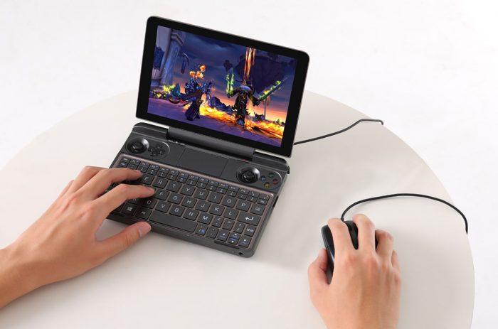 GPD Win Max 2021 handheld gaming laptop 1 Game Cuối