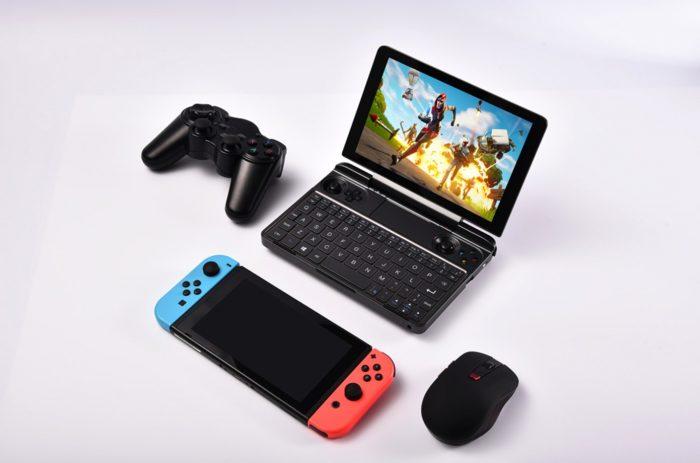 GPD Win Max 2021 handheld gaming laptop 2 Game Cuối