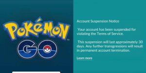Pokémon GO lại… khóa nhầm tài khoản của nhiều người chơi vô tội