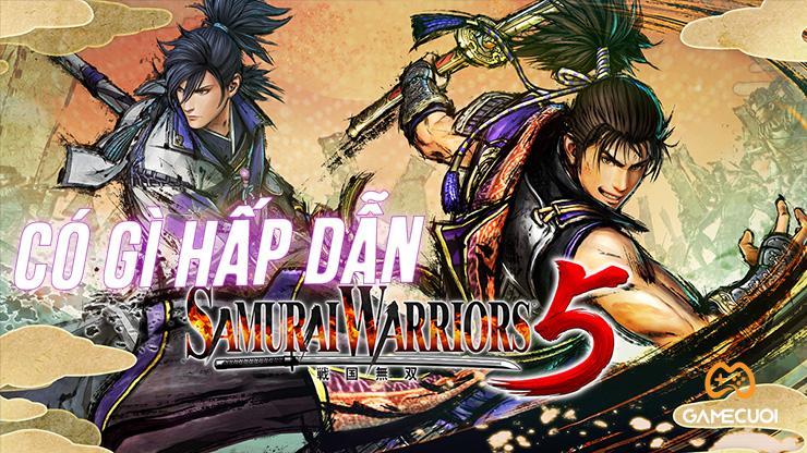 [PlayStation 4]Samurai Warrior 5 có gì hấp dẫn mà tựa game được khen nhiều đến như vậy?