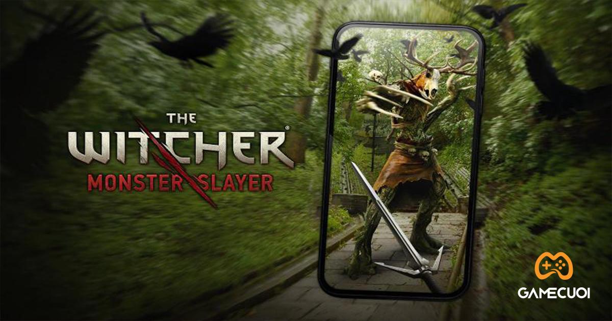 Game mobile The Witcher: Monster Slayer tung trailer mới, dự kiến phát hành vào 21/07