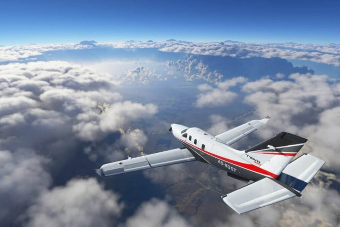 Vali Xbox Series S hang hiem Microsoft Flight Simulator Game Cuối