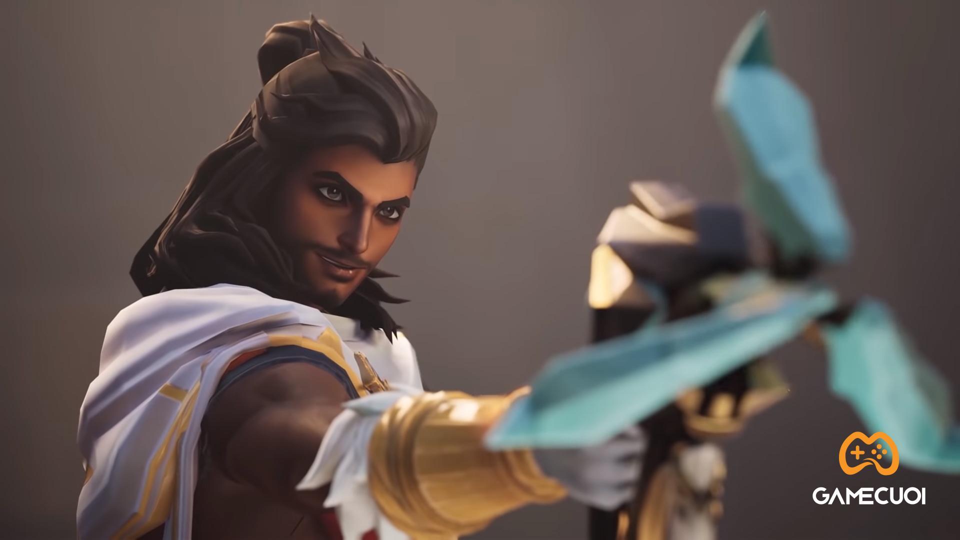 Tướng mới LMHT: Akshan – cơ chế mới, tương tác độc đáo