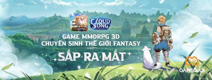 cloud song background Game Cuối