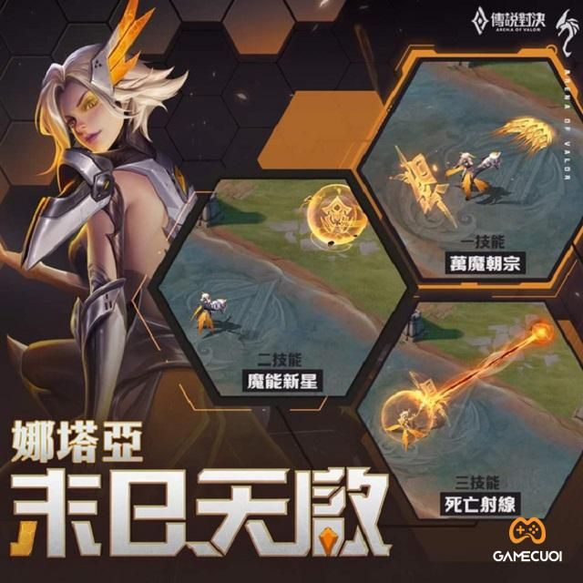 cong dong game thu lien quan mobile duoc dip mat chu o mom chu a vi loat skin cuc ky chat luong sap cap ben 5 Game Cuối