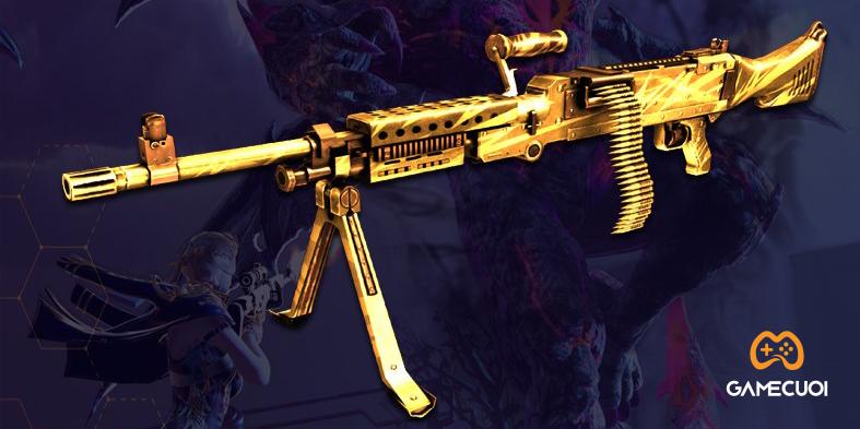 Đột Kích: Những cây M240B-Tesla Gold đầu tiên đã có chủ
