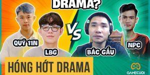 Free Fire: Drama Cực Căng Giữa Bác Gấu – NPC Với Quý 11N – LBG