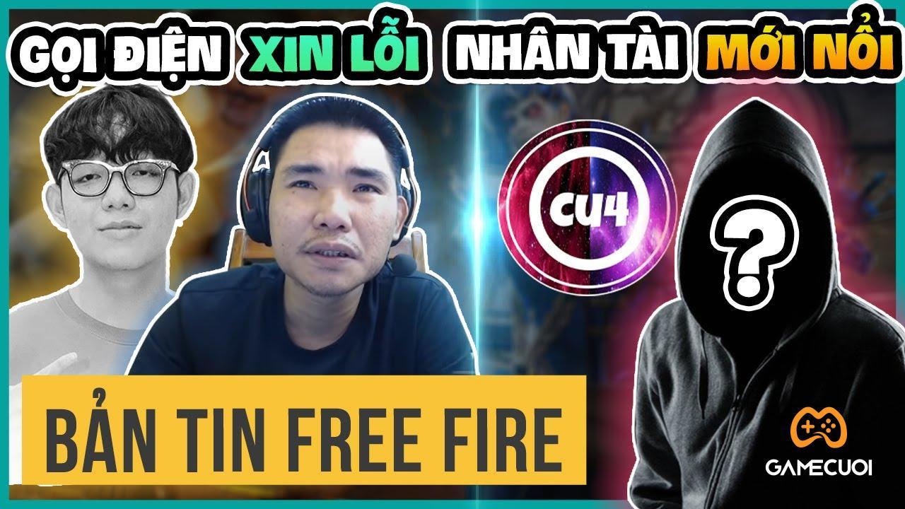 Free Fire: LBG Gọi Điện Cho Bác Gấu Giải Quyết Những Drama Vừa Qua