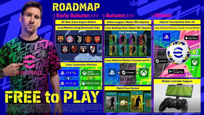 efootball pes 2022 free to play Game Cuối